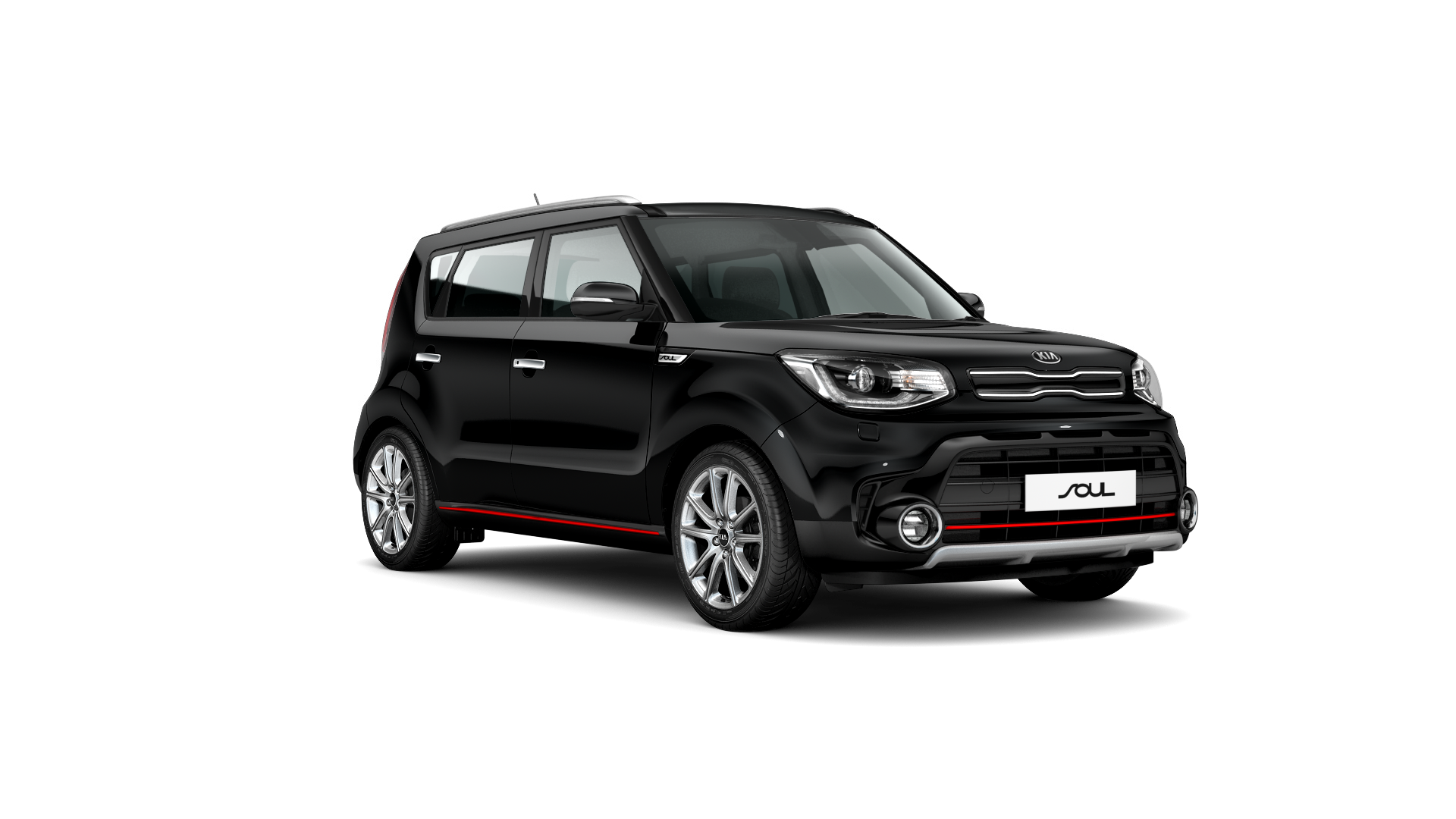 soul in quartz-black - Kia Soul PNG