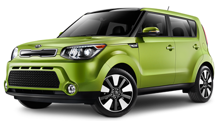 Stock Photo of 2016 Kia Soul