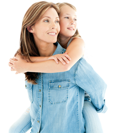 Kid And Mom PNG - 168635