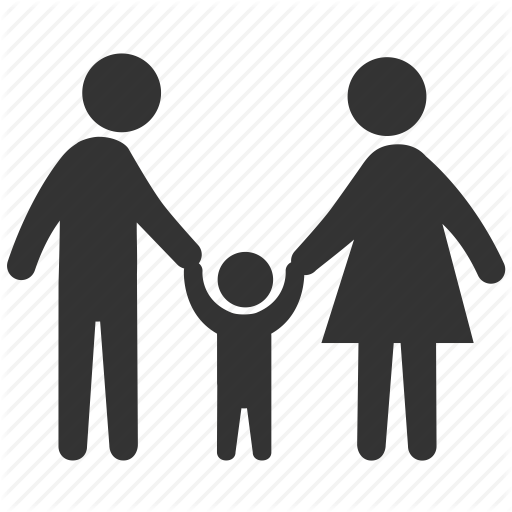 Kid And Mom PNG - 168631