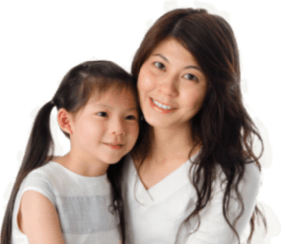 Kid And Mom PNG - 168636