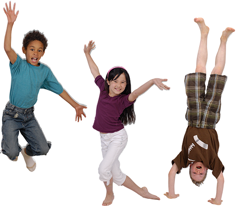 jump - Dancing Kids PNG HD. jump. Dance and Music - Royal Public School  Churhat official website,One of the best schools - Kid In Bed PNG HD