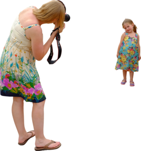 Dscf5093 - Kid With Camera PNG