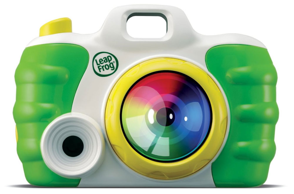Leapfrog - Kid With Camera PNG