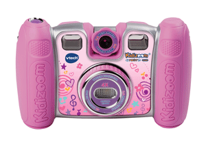 The Kidizoom Twist Plus features 2-megapixel cameras with 4 times digital  zoom on both - Kid With Camera PNG