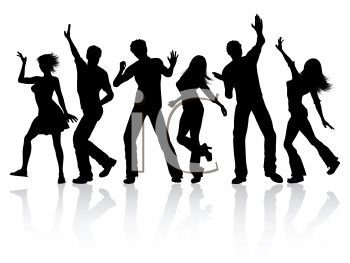 Dancing People Clipart - Clipart Collection | , Kids Dance Party Clip Art,  Dancing People - Kids Dancing PNG HD