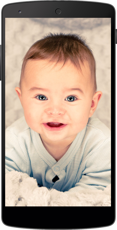 Cute Baby HD Wallpapers- Screenshot - Kids Face PNG HD