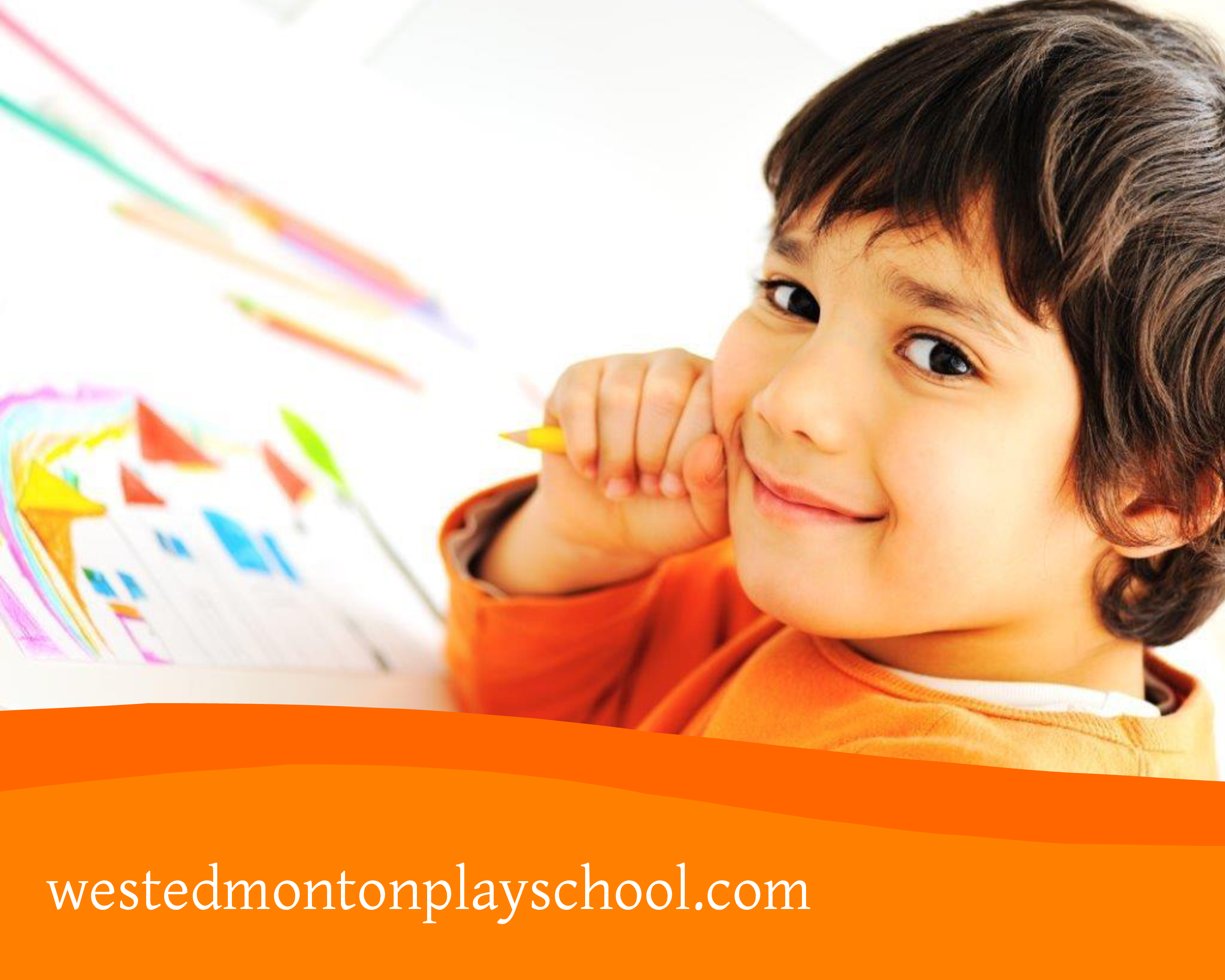 Westedmontonplayschool - Kids Face PNG HD