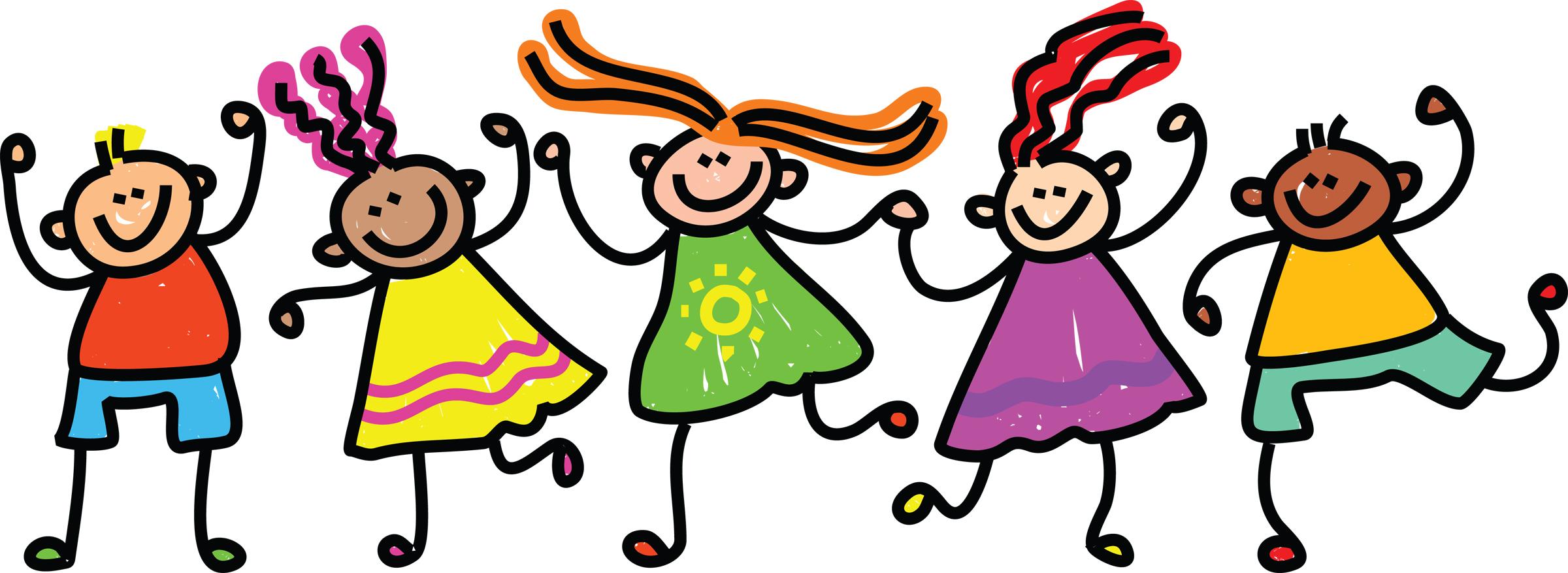 Kids Having Fun At School PNG - 65462