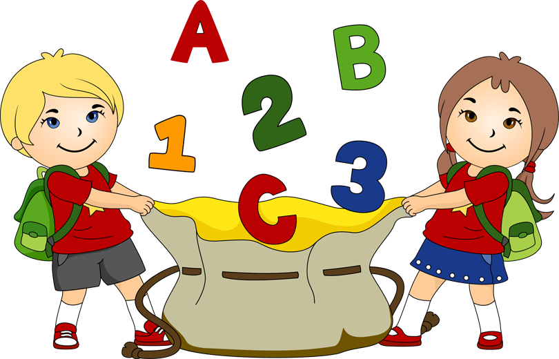 Fun School Cliparts #2466015