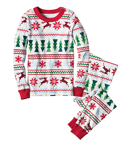 25 super cute christmas pajamas for kids kids in pajamas png
