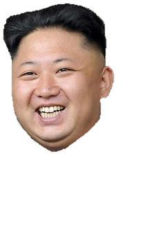 Kim Jong Un PNG - 44515