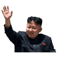 Kim Jong Un PNG - 44521