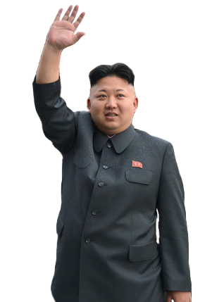 Kim Jong Un PNG - 44513