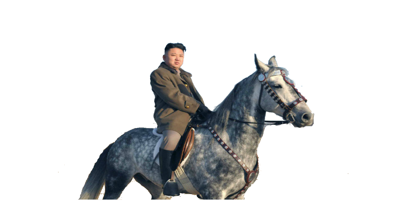 Kim Jong Un PNG - 44524