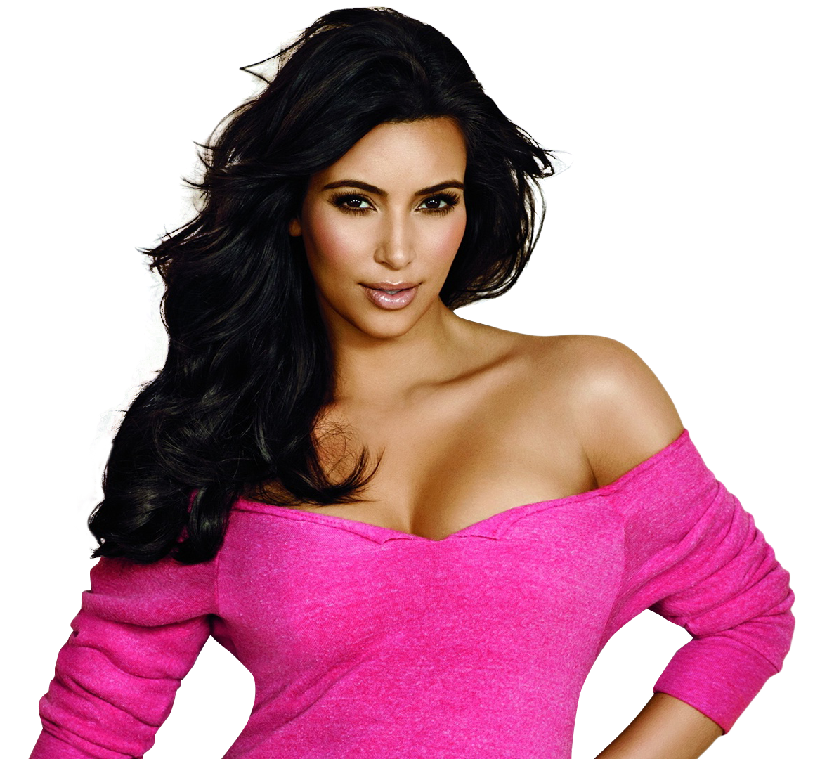 Download Kim Kardashian PNG i