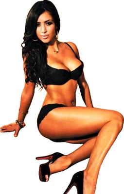 Kim Kardashian PNG - 15839