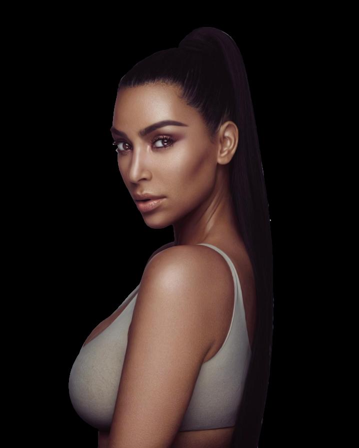 Kim Kardashian PNG - 15824