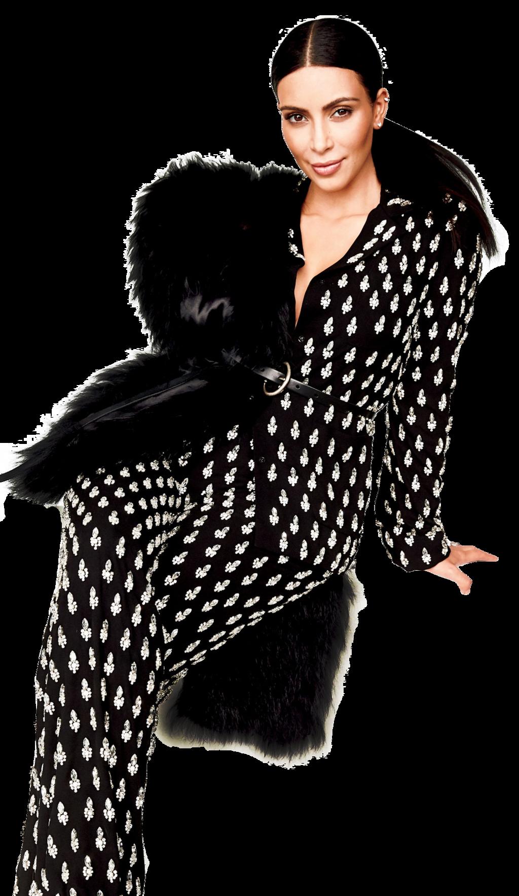 Kim Kardashian PNG - 15840