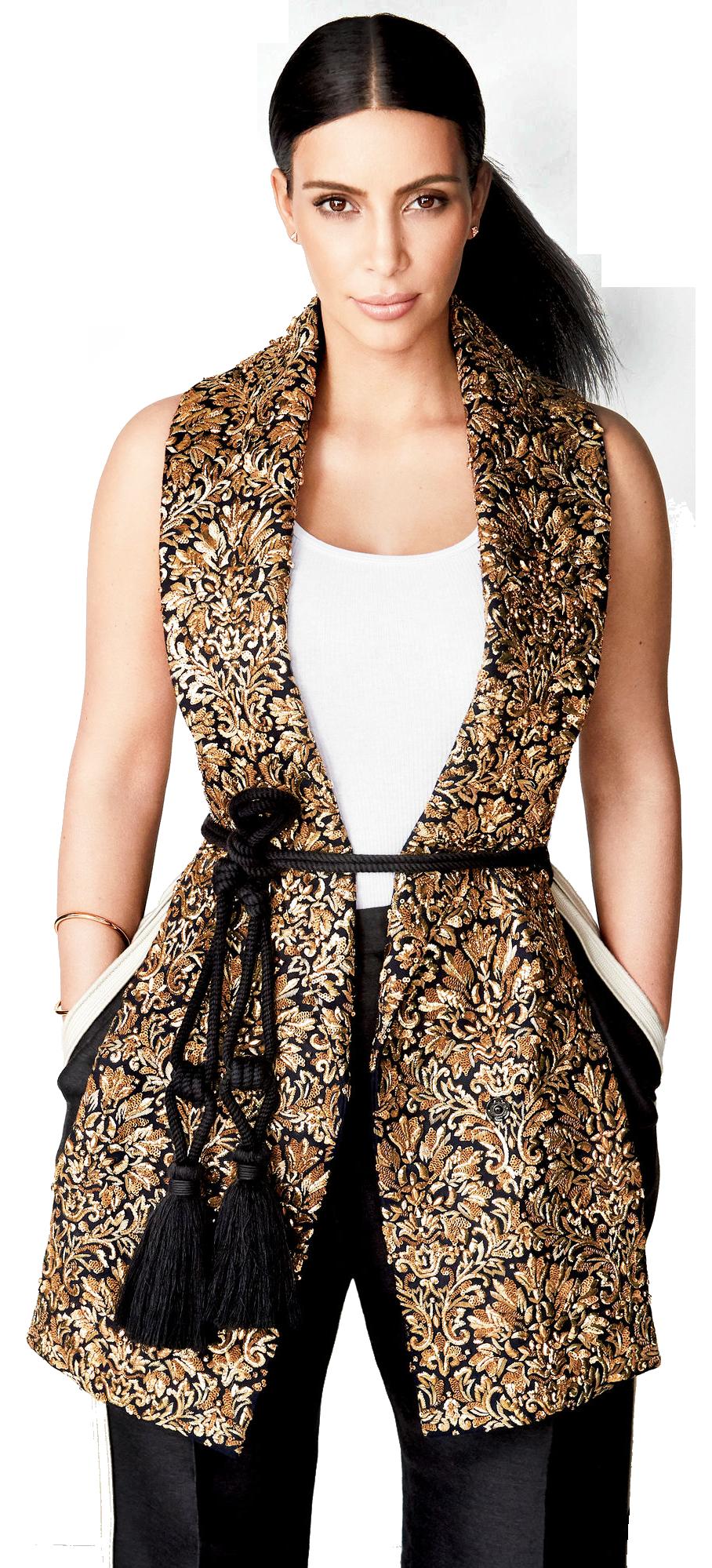 Kim Kardashian PNG - 15831