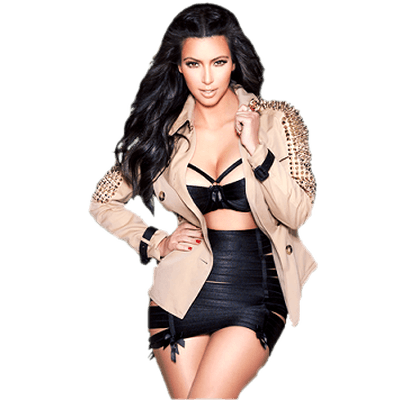 Kim Kardashian PNG - 15827