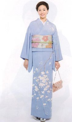 houmongi kimono - Google Search - Japanese Kimono PNG - Kimono Dress PNG