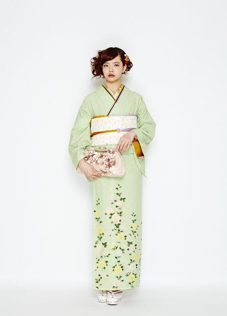 Types of KIMONO - Japanese Kimono PNG - Kimono Dress PNG