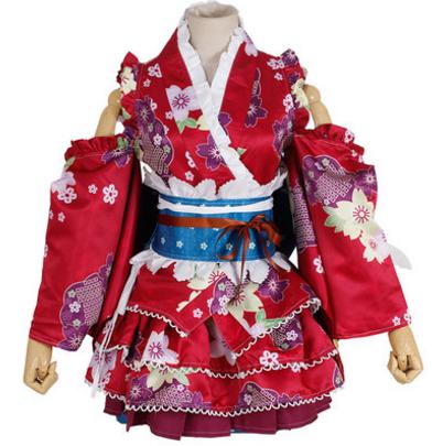 Vermelho trajes para as mulheres kimono dress quimono japonês tradicional  quimono japonês anime cosplay costumes ano - Kimono Dress PNG