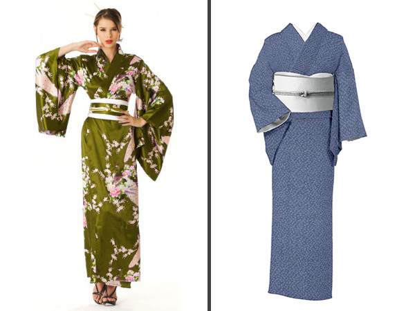 Westernized kimono resemble cosplay more than actual clothes | SoraNews24 - Kimono Dress PNG