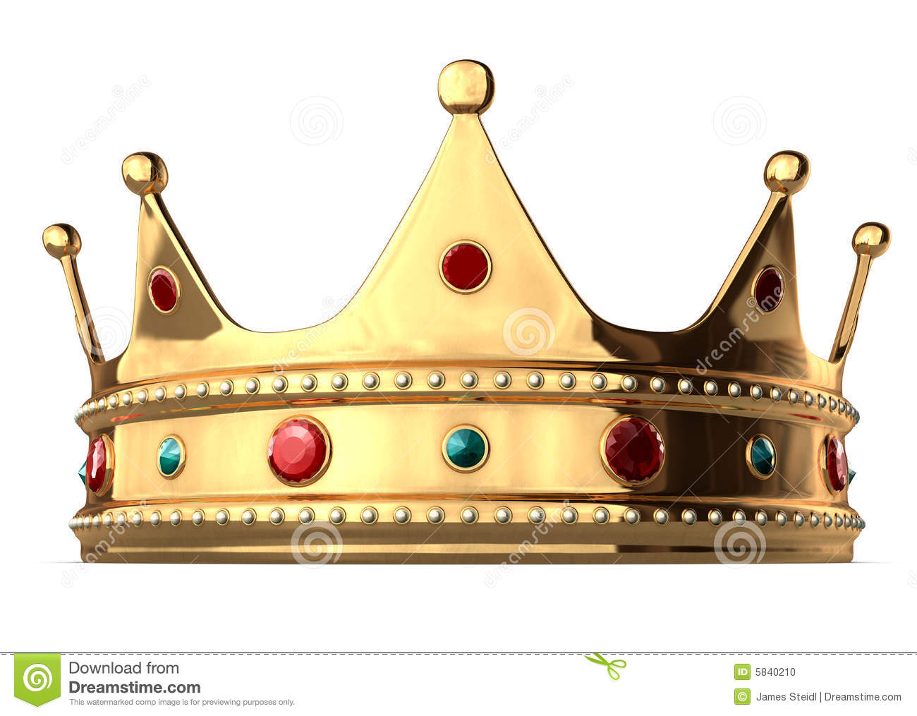 King Crown PNG HD - 140715