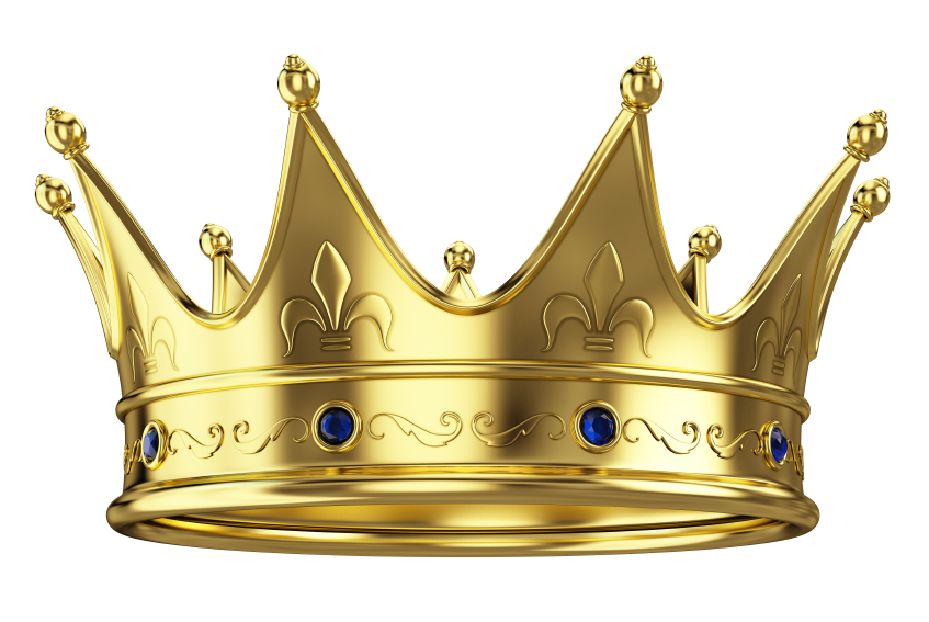 King Crown PNG HD - 140723