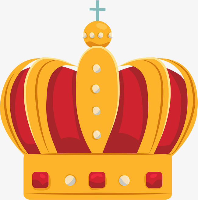 cartoon king crown, Cartoon Crown, King, Hat PNG and Vector - King Crown PNG HD