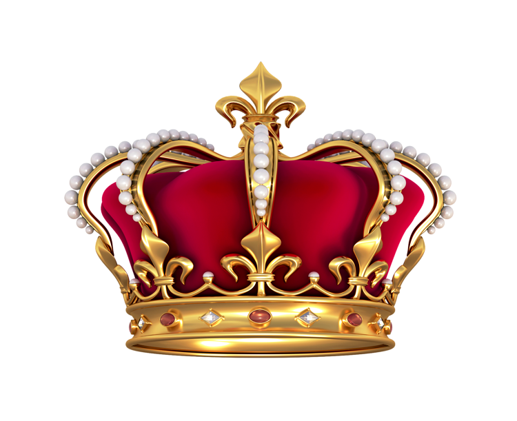 King Crown PNG HD - 140722
