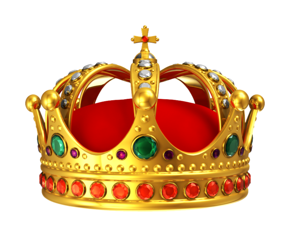Crown Png Red King - King Crown PNG HD