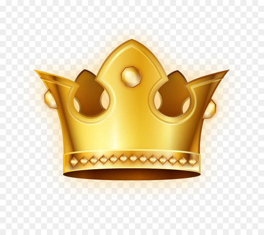King Crown Queen regnant - Golden Crown - King Crown PNG HD