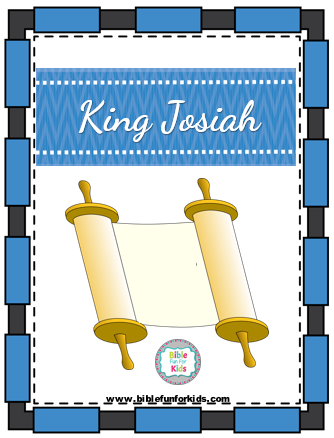 King Josiah - King Josiah PNG