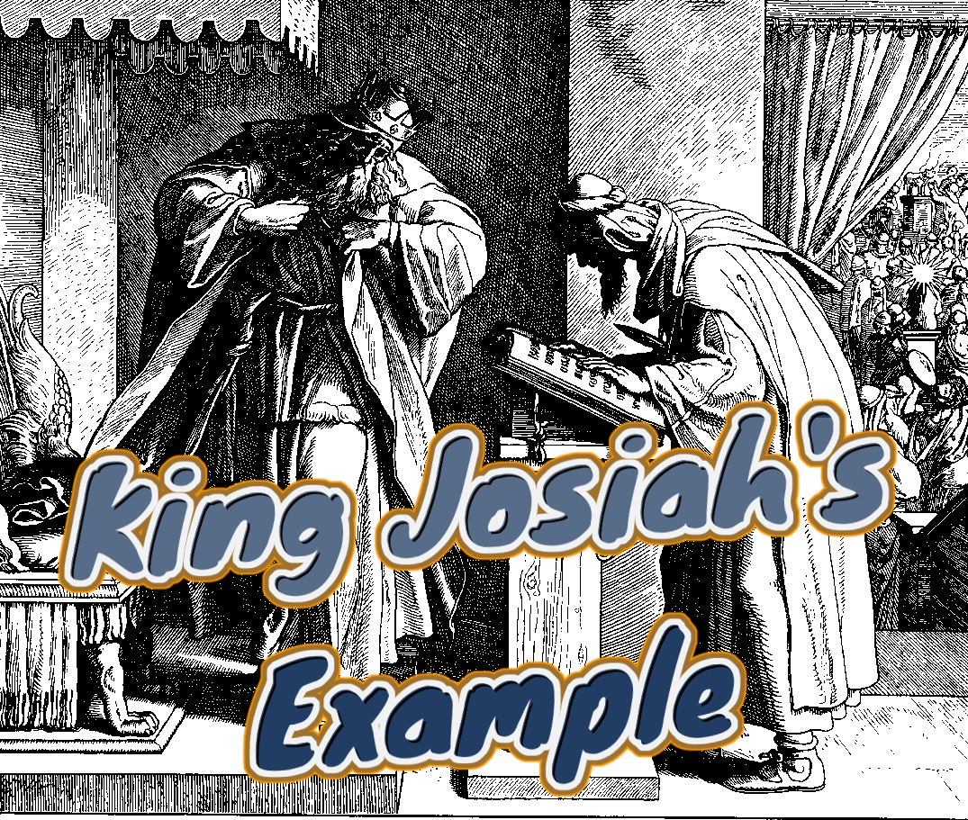 King Josiahu0027s Example - King Josiah PNG