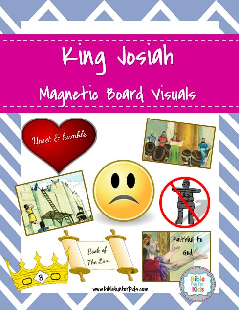 www.biblefunforkids pluspng.com - King Josiah PNG