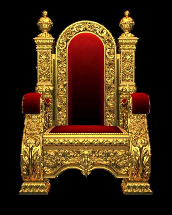 Chair - Kingchair PNG Stock by Gilgamesh-Art PlusPng.com  - King PNG HD