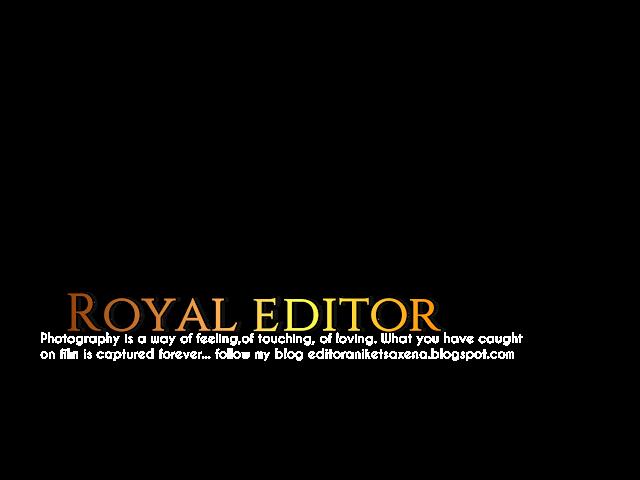 Editor shivam - King PNG HD