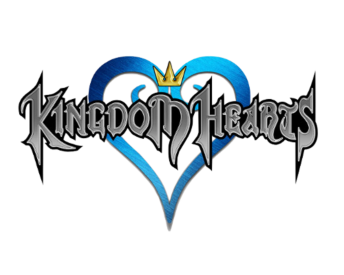 File:Kingdom Hearts logo.png - Kingdom Hearts PNG