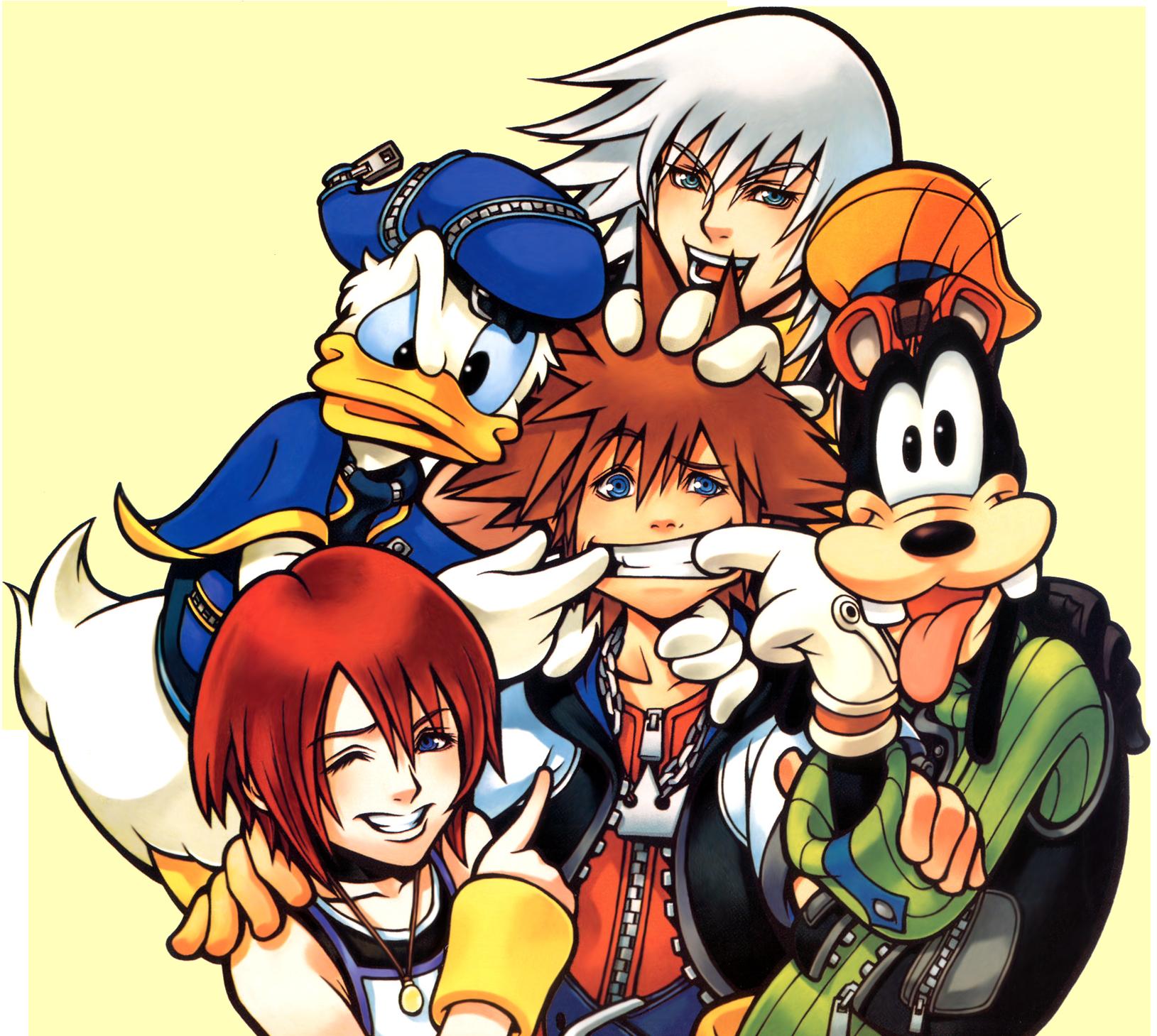 Kingdom Hearts Png Transparent Kingdom Hearts Png Images Pluspng