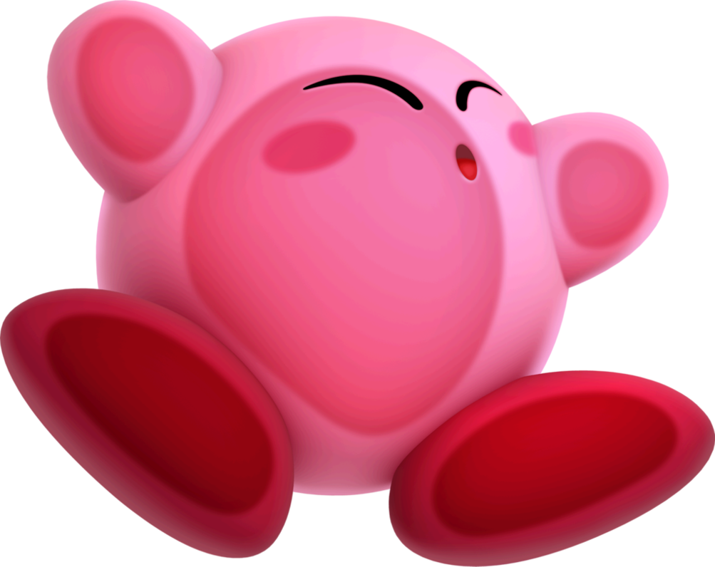 Kirby HD PNG - 119843