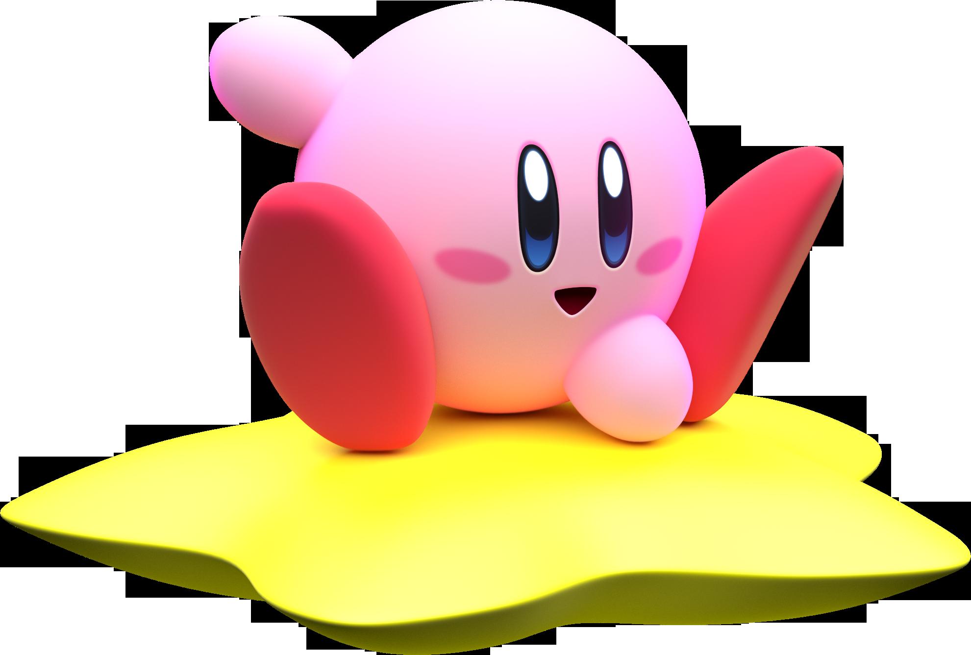Kirby HD PNG - 119837
