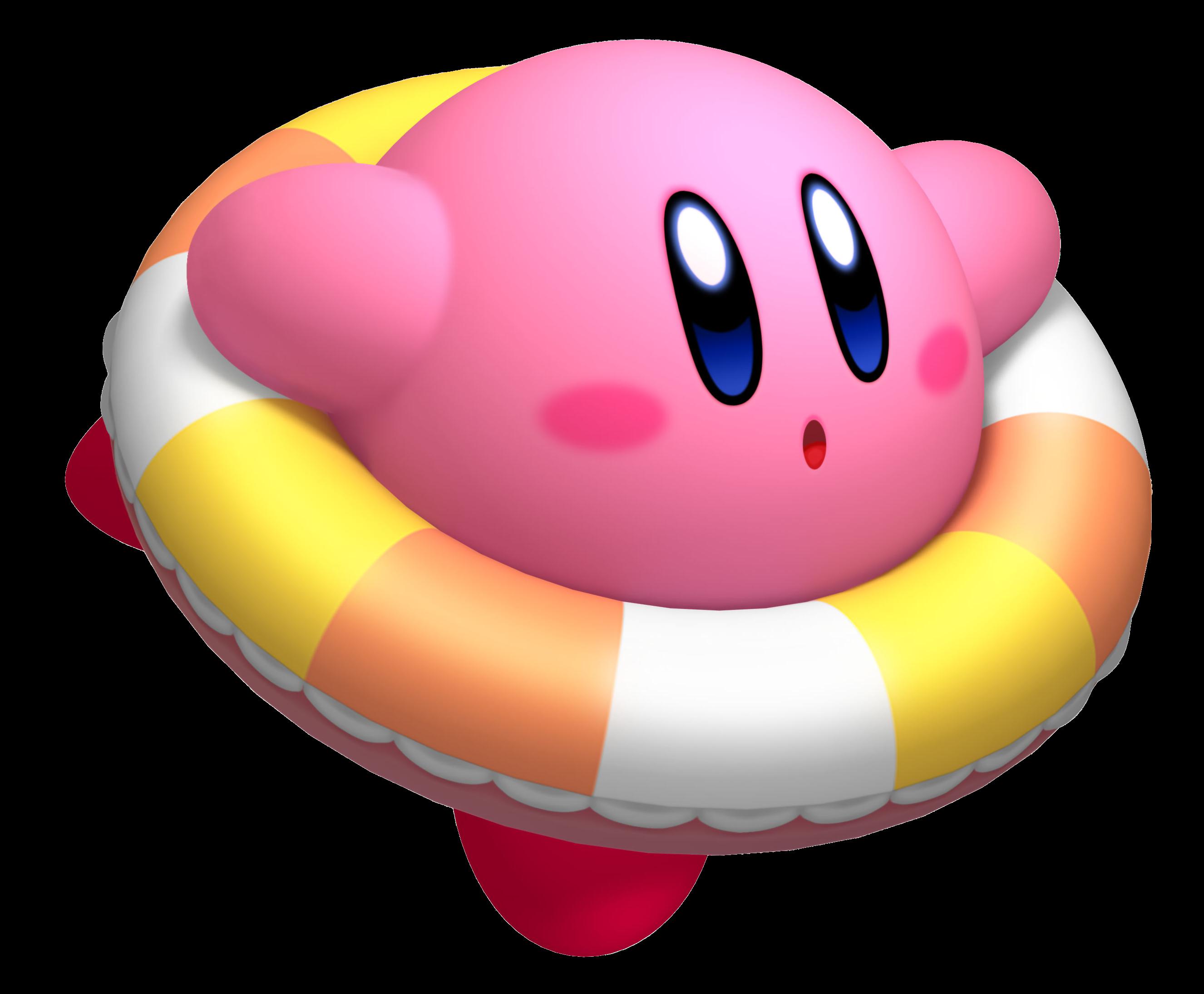 Kirby HD PNG - 119841