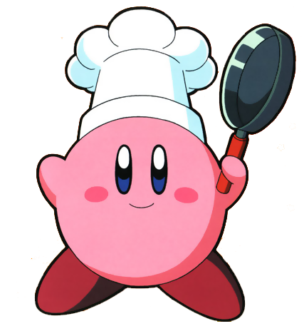 HnK Cook.png - Kirby PNG