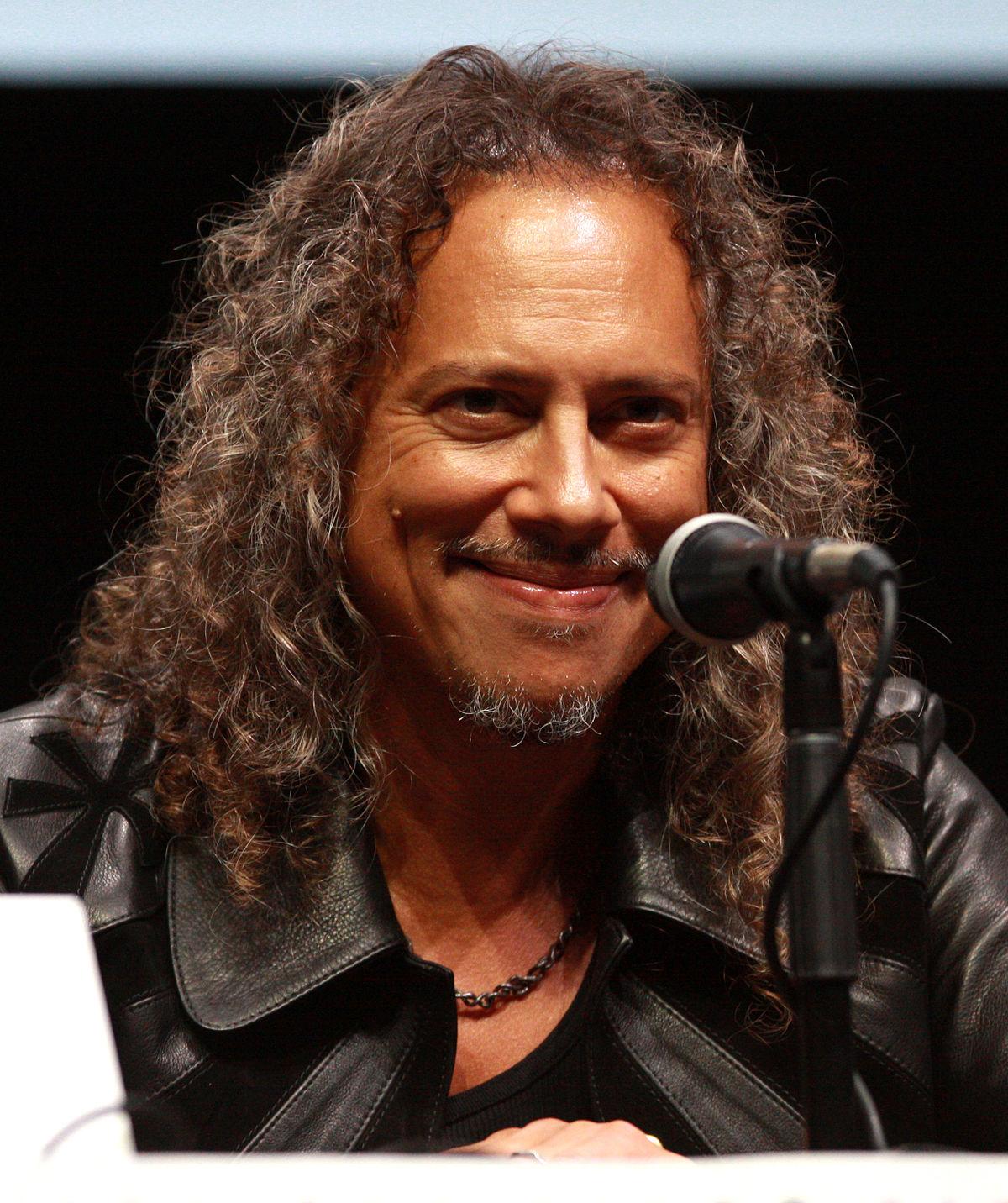Kirk Hammett PNG - 7714