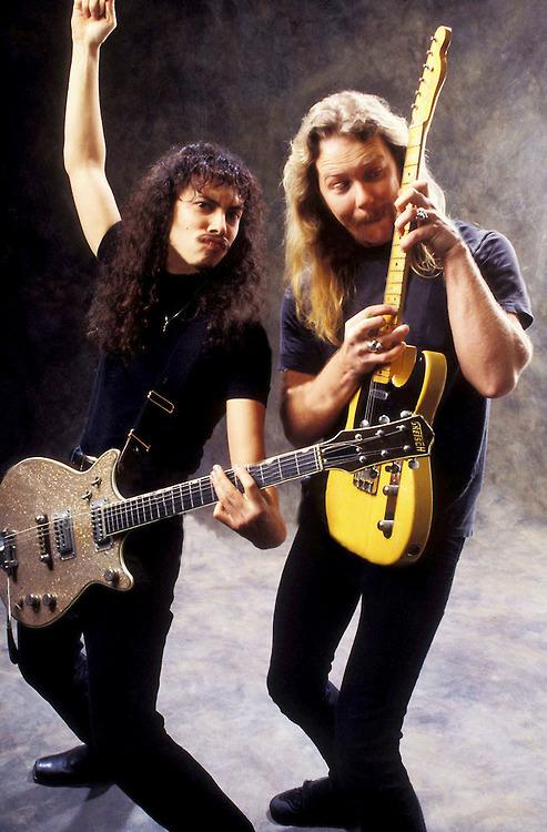 Kirk Hammett PNG - 7708