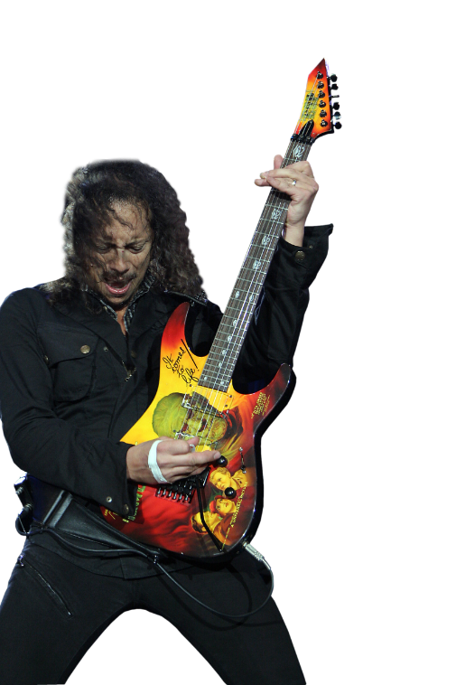 Download Kirk Hammett PNG images transparent gallery. Advertisement - Kirk Hammett PNG