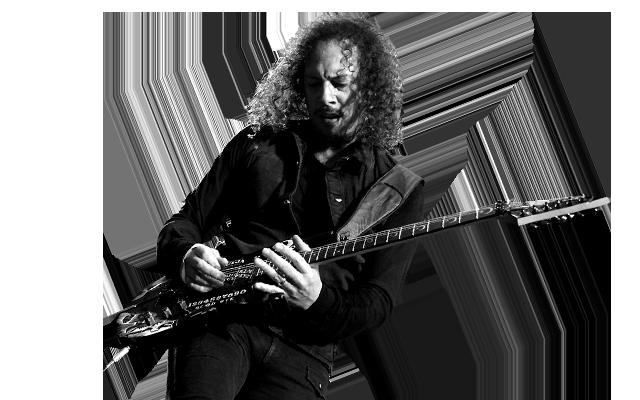 Kirk Hammett PNG - 7692